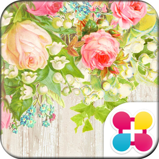Flower Wallpaper Secret Garden Icon