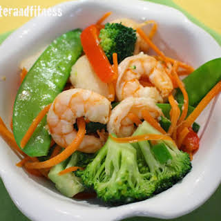 Shrimp Stir Fry.