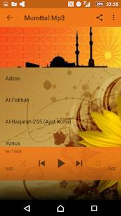 Murottal M Thaha Al Junayd Offline - náhled