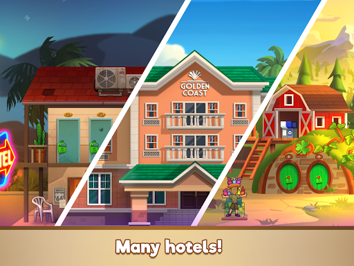 Doorman Story: Hotel team tycoon modavailable screenshots 9
