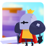 Rush Siege lumberjack and knight games postknight