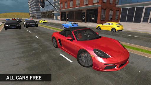 drift and Driving Police Chase simulator 2019 75 screenshots 2