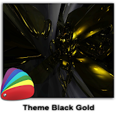 Xpria Theme - Black Gold