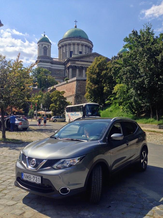 Буда, Пешт и вдоль Дуная на авто. Август 2016.