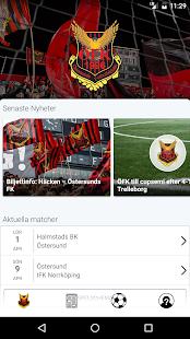Östersunds FK Live - náhled