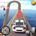 Ramp Car Racing Impossible Stunts icon