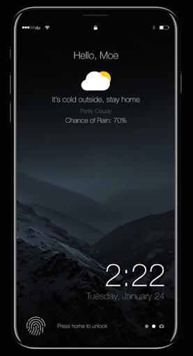 Wallpapers 4K for Iphone 8, HD Lock Screen 1.0.1 screenshots 1