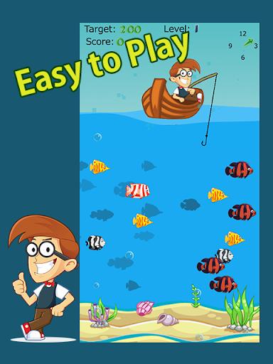 釣魚遊戲免費