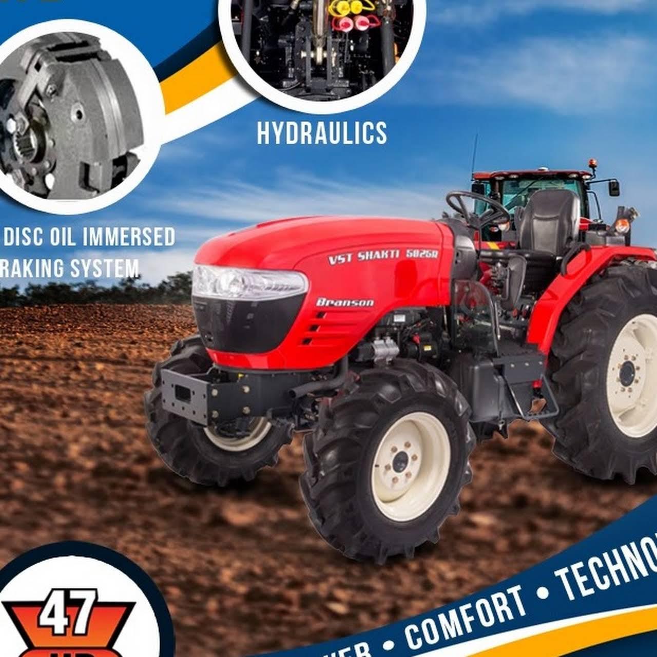 Vst Tillers Tractors Ltd Manufacturer In Bengaluru India
