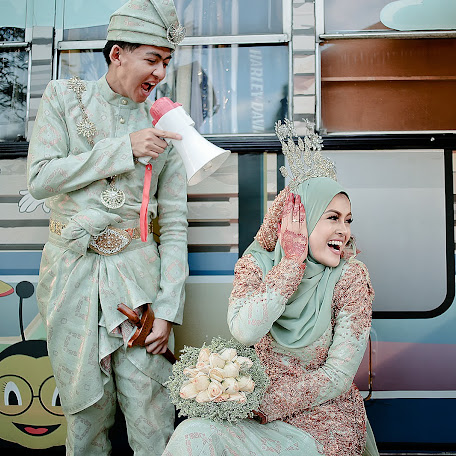 Wedding photographer Azree Yaacob (azreeyaacob). Photo of 15.03.2017
