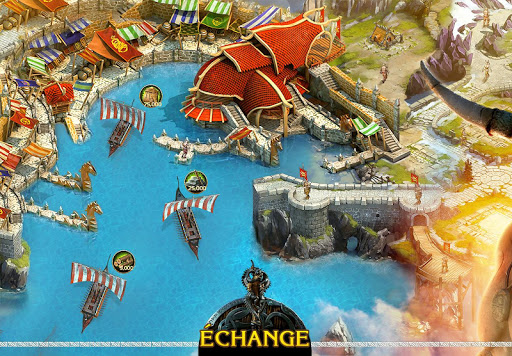 Vikings: War of Clans  captures d'écran 2