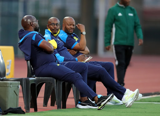 The best of Sundowns is yet to come, says coach Rulani Mokwena