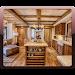 Cabin Interior Ideas Icon