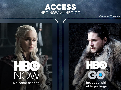 HBO NOW: Stream TV & Movies screenshot 16