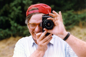 Photo: Yves photographing the photographer, 1996  KMH