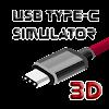 USB Type C Simulator 3D APK