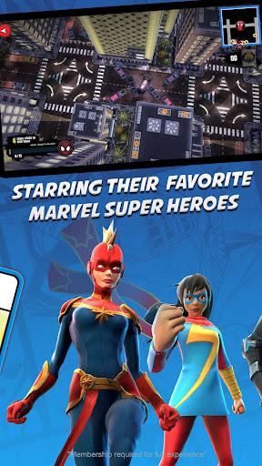 Marvel Hero Tales filehippodl screenshot 4