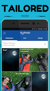 Dudeapp - Top Fun Pics & GIFs!- screenshot thumbnail