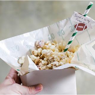 Sweet & Salty Popcorn Pretzel Mix.