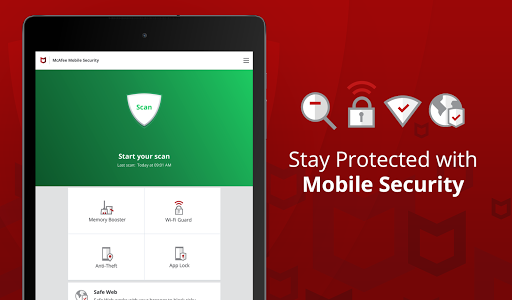 Mobile Security: VPN Proxy & Anti Theft Safe WiFi screenshot 9