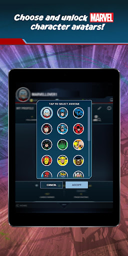 Marvel Collect! by Toppsu00ae Card Trader apktram screenshots 21