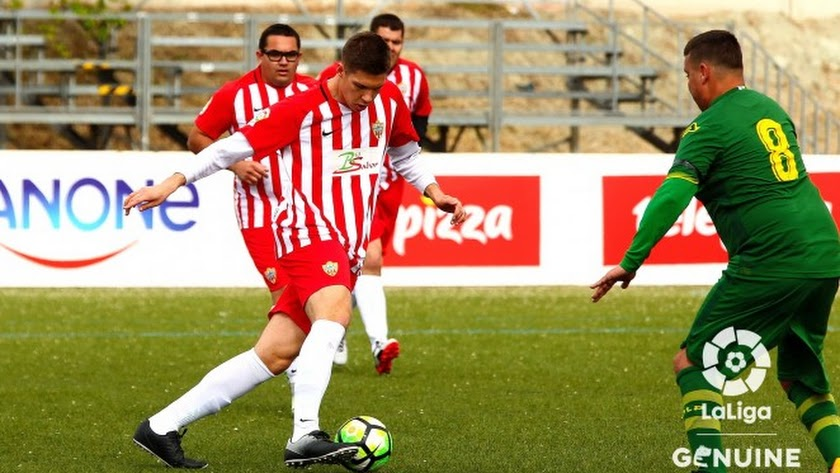 El Almería Genuine afronta la fase clave del campeonato.