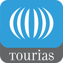TOURIAS - App&Web Travel Guide icon