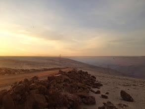 Photo: Vue du désert d'Atacama.