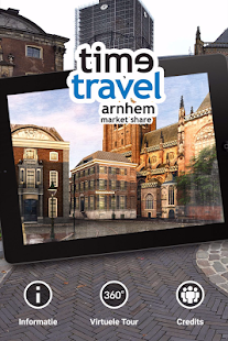 TimeTravel Arnhem - náhled