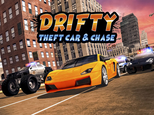 Drifty Theft Car & Chase 1.3 screenshots 6