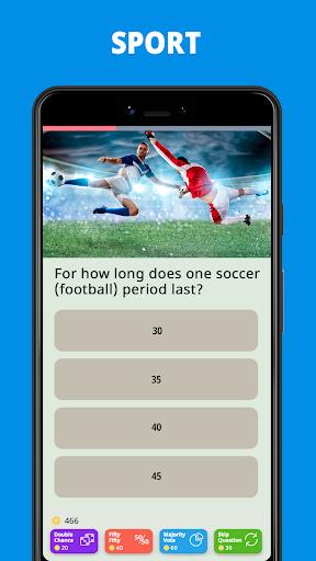 Free Trivia Game. Questions & Answers. QuizzLand. apktram screenshots 20