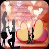 Love Romantic Photo Frame