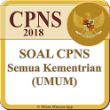 Soal CPNS 2018 Semua Kementrian Lengkap icon
