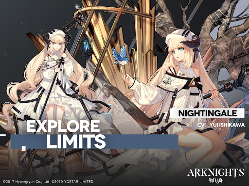Arknights screenshot 11