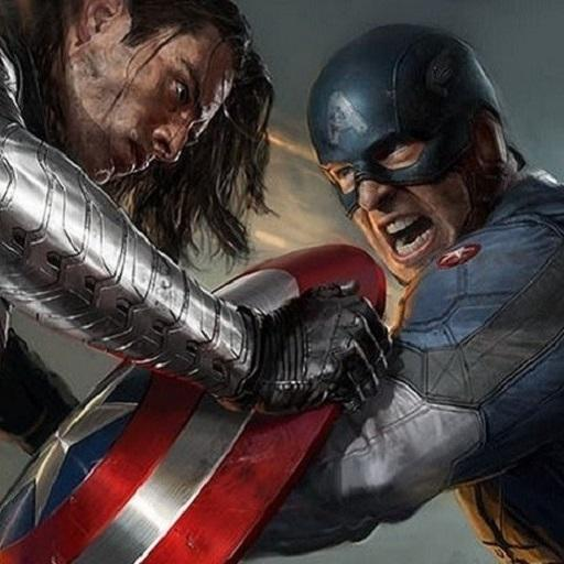 Captain America And Bucky HD Wallpapers