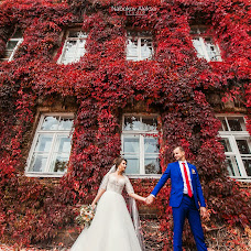 Wedding photographer Aleksey Nabokov (Tekilla). Photo of 09.10.2016