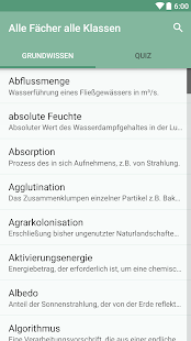 Die WDG App- screenshot thumbnail