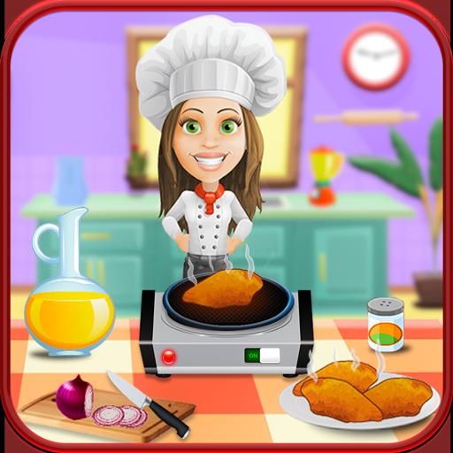 Chicken Fried Finger Cooking – Kitchen Baking Sim (game)