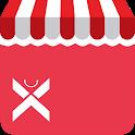 ShopX Business: Online B2B Retail App icon