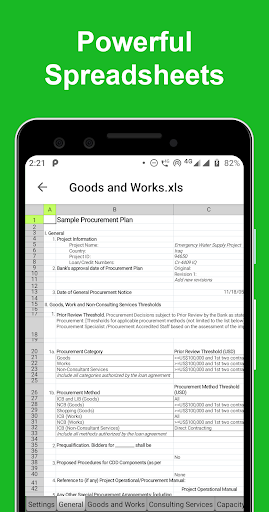 Document Manager and File Viewer Screenshots 4