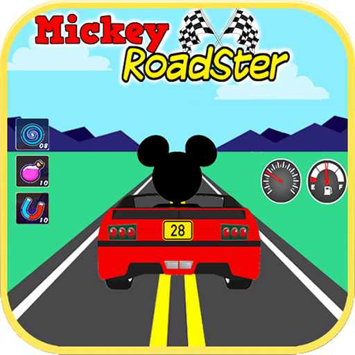 Mickey Race Roadster Adventure (game)