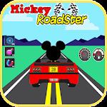 Mickey Race Roadster Adventure Icon