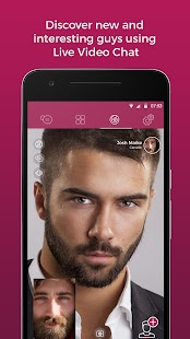 Lollipop - Gay Video Chat- screenshot thumbnail