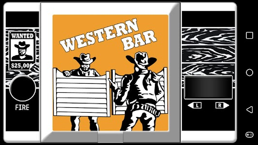 Western Bar(80s LSI Game, CG-300) 1.0.9