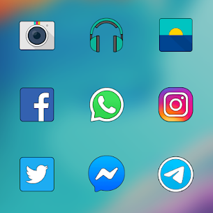 Oxygen – Icon Pack (MOD, Paid) v2.1.2 5