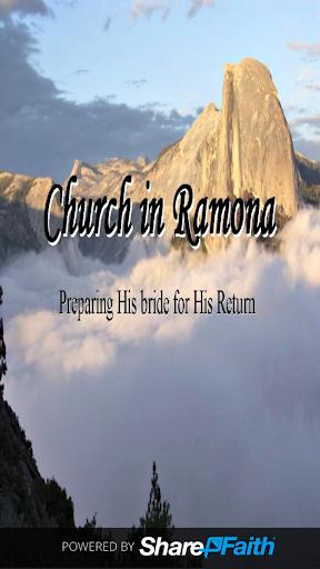 Church In Ramona - Ramona CA