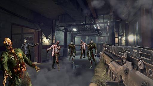 Zombie Shooting Game: Dead Frontier Shooter FPS 1.0 de.gamequotes.net 2