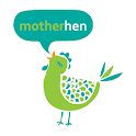 MotherHen -Parenting Community icon