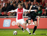 Ajax verslaat Padt en zet PSV onder druk