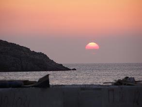 Photo: Auringonlasku Kythnoksella 2.